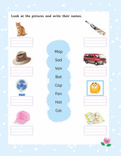 English Activity Book for 5+ Kids