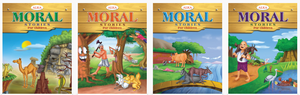 moral story books for kids