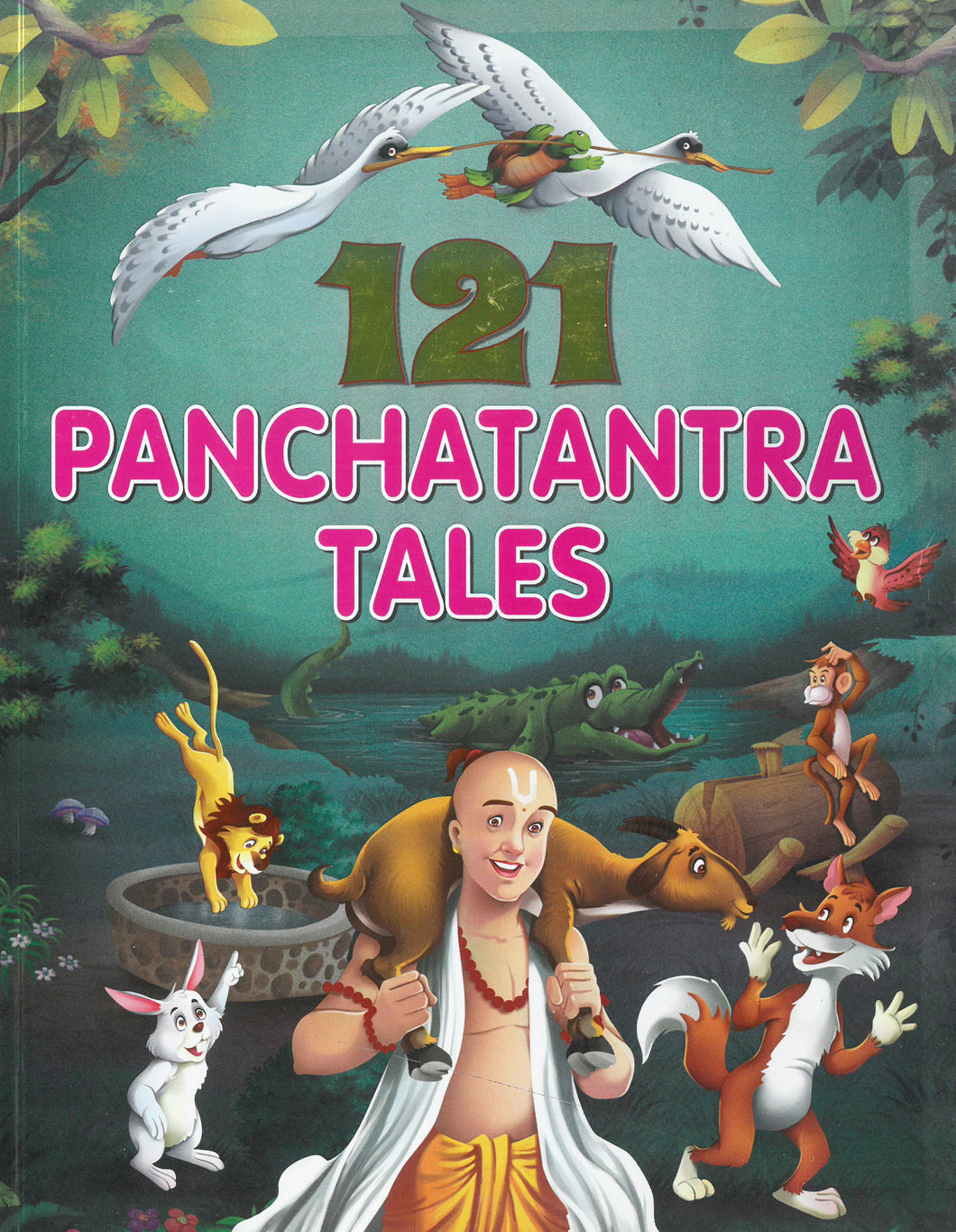 Panchatantra story books are very important in the formative years of each child.