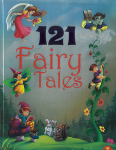 fairy tales book for kids containing 121 stories