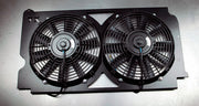 Vauxhall Astra MK4 GSi SRi Coupe Turbo Z20LET Slimline Twin Fan Shroud