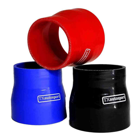 4-Ply Silicone Hose Reducing Joiner (6 Sizes Available)
