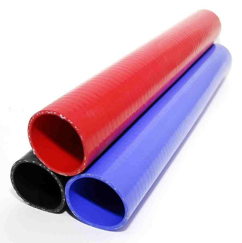 High Quality 4-Ply Silicone Hose - 500mm Long (4 Sizes Available)