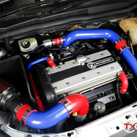 "2.5"" Astra Zafira GSi SRi Z20LET Turbo Tophat + Powerpipe DV Connection"