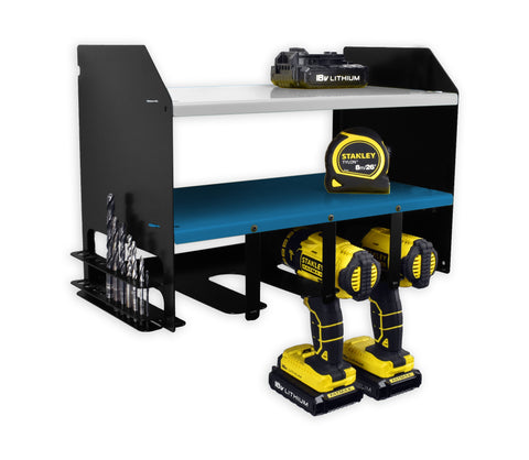 TX Exclusive Car Edition - Power Tool Storage Unit & Charging Station (4 Tool Capacity)