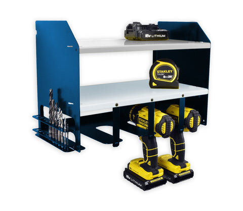 MegaMaxx Power Tool Storage Unit (4 Tool Capacity) - TX Exclusive Car Edition