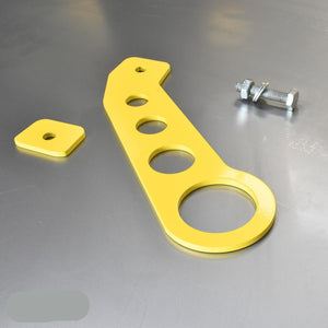 Angled Universal Towing Eye - 280mm Long - 55mm Loop