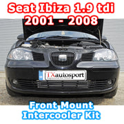 Seat Ibiza 1.9 TDi Lower Front Mount Intercooler Kit