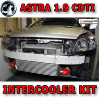 Astra 1.9 CDTi Intercooler Kit