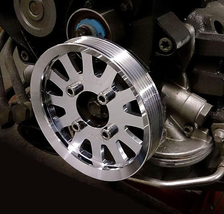 Astra VXR Z20LEH Billet Aluminium Lightweight Bottom Crank Pulley