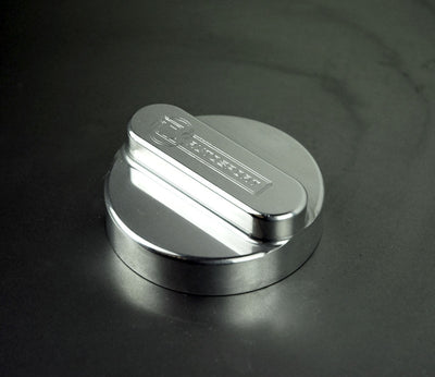 Polished Oil Cap Cover - Engraved