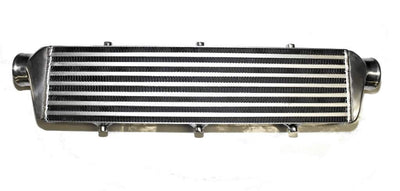 Small Alloy Front Mount Universal Turbo Intercooler With 2.5