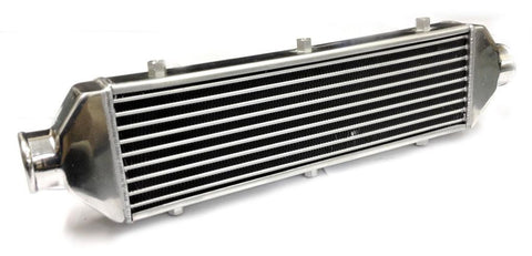 Universal Front Mount Intercooler - Tube & Fin Design - 720x160x60mm - 63mm Inlets