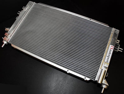 Vauxhall Astra VXR Alloy Uprated Radiator 38mm Twin Core