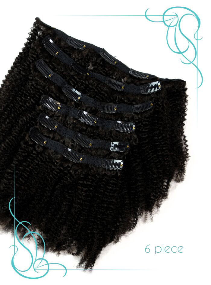 Afrodite Clip-in Set