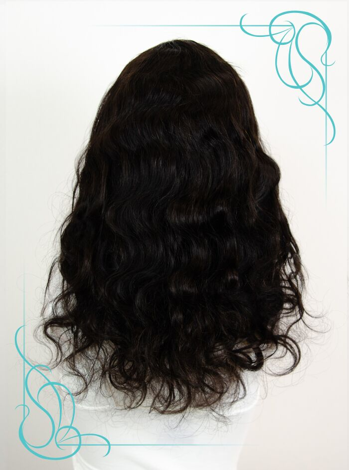 Diana Lace Front Wig