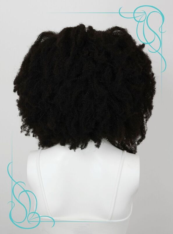 Nubia Lace Front Wig