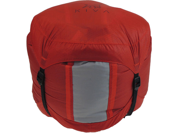 Compression Dry Bag Pro 18L - Red
