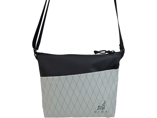 Ultralite Shoulder Bag - White/Grey