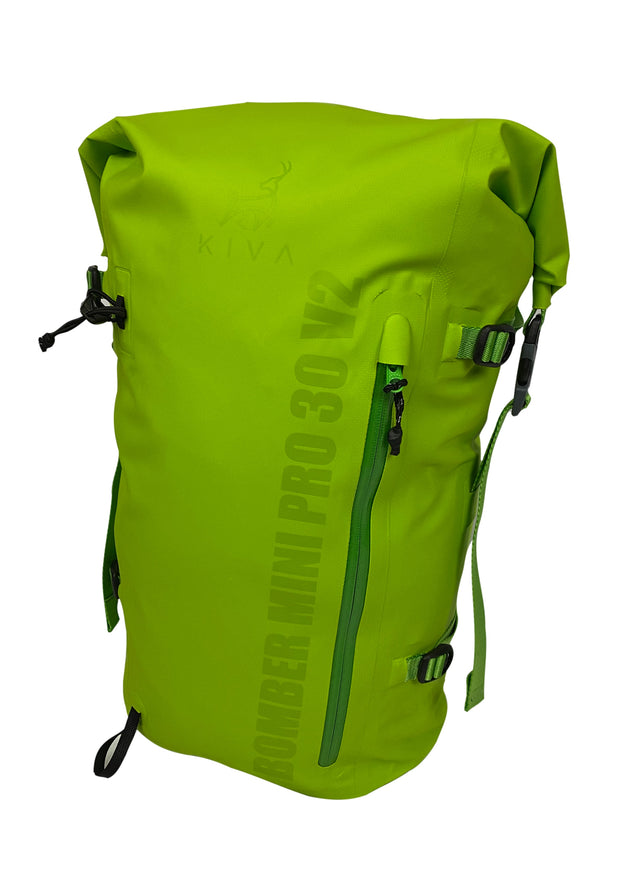 Bomber Mini Pro V2 30L - Green Apple