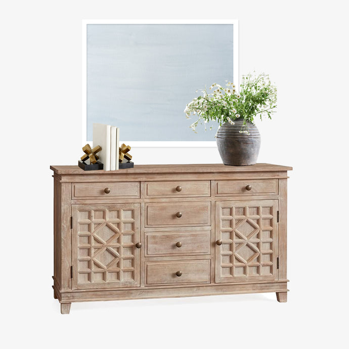 Coastal Bedroom Dresser Inspiration
