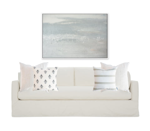 Neutral Living Room, Neutral Design Board, Neutral Sofa, Neutral Artwork