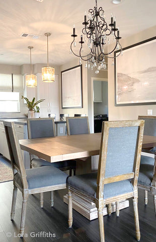 Neutral Artwork for Kitchen and Dining Room