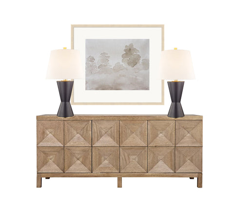 Console Table Styling, Console Table Art, Neutral Entryway, Neutral Styling