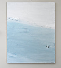 "Load image into Gallery viewer, Serene - Original 24"" x 30"" Acrylic on Canvas"