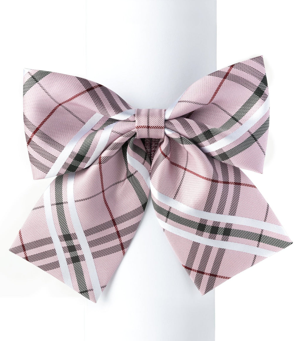 Pretty in Plaid Shoe Accessory