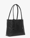 The Bennie- Croc Effect Leather Tote - SSY Designs