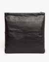 Leather clutch for women