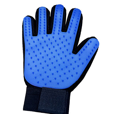 Upgraded Pet Grooming Glove - 2 Pair - Trinket City