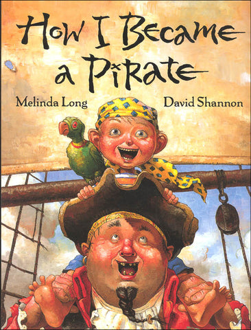 Book How I Became a Pirate
