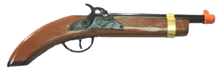 Musket Toy