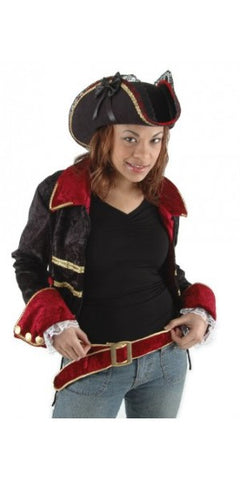 Hat Girl Pirate