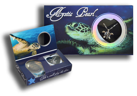 Necklace Pearl Kit Turtle