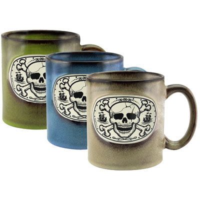 Mug Pirate Pottery