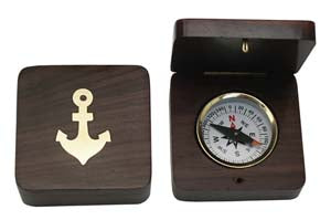 Compass Rosewood Box