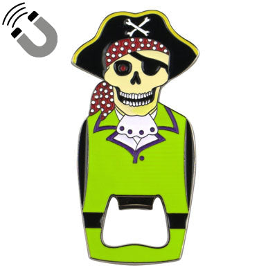 Magnet Pirate Bottle Opener
