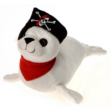 Plush Seal Pirate