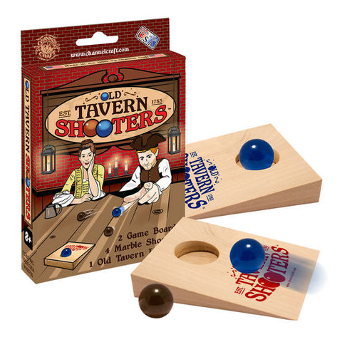 Game Old Tavern Shooters