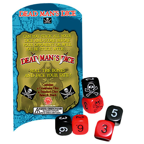 Game Dead men's dice