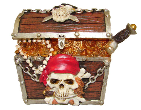 Bank Treasure Chest Pirate