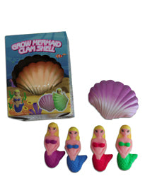 Clam Shell Mermaid