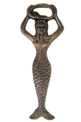 Bottle Opener Mermaid