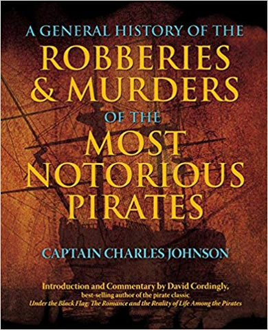 Book a general history of pirates