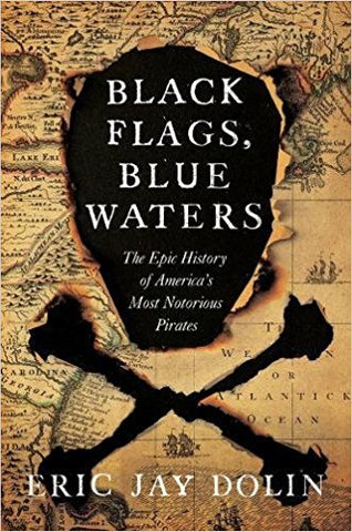 Book Black Flags Blue Waters