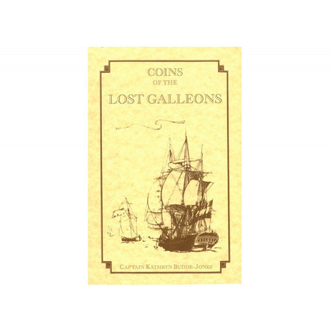 Book Coins of the Lost Galleon