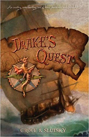 Book Drakes Quest